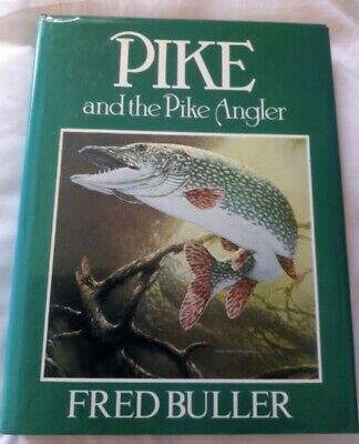 £16.99 • Buy Pike And The Pike Angler - Fred Buller, Fading To Spine But Decent Condition.