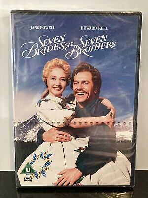 £1.20 • Buy Seven Brides For Seven Brothers (DVD, 2001) New And Sealed