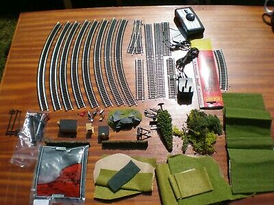 £25.99 • Buy Hornby Nickel Silver R709's R600's R601's Points Scenic Parts All Unused