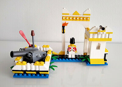 £20.72 • Buy Lego Pirates Fort / Custom Built From 100% Lego Parts Only