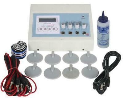 £135.52 • Buy Physiotherapy Tens 4 Channel LCD Machine