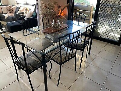 AU250 • Buy 6 Seater Dining Table And Chairs