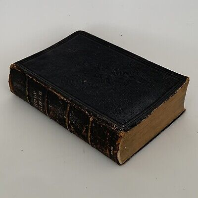 £15 • Buy Vintage Holy Bible By Eyre & Spottiswoode Church Appointed Version
