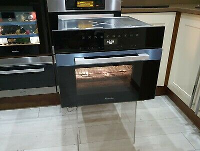 £1799.95 • Buy MIELE DGM7440 Combi Steam & Microwave Oven  Integrated Built-in  - 2yr Warranty