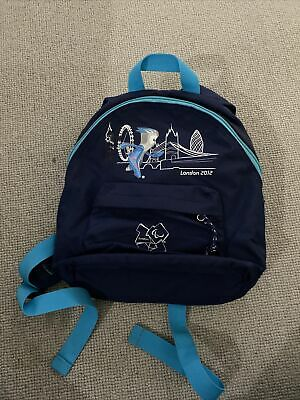 £2 • Buy London Olympics Event Backpack 2012