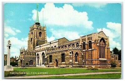£2 • Buy Postcard Chelmsford Essex The Cathedral