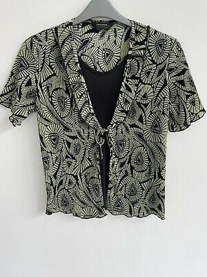 £2.50 • Buy Ladies Top Forever By Michael Gold Size L 14