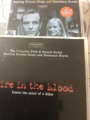 £2.95 • Buy Wire In The Blood - Series 1+2 (DVD). And Series 3