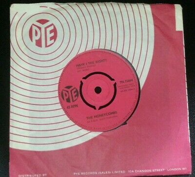 £0.99 • Buy THE HONEYCOMBS - HAVE I THE RIGHT ?   7  Vinyl Record.