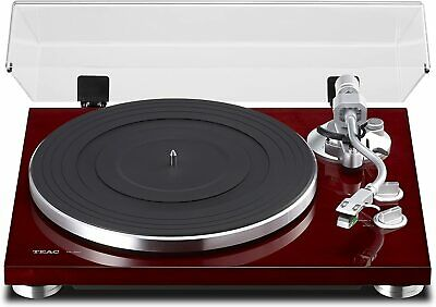 AU589.94 • Buy TEAC Record Player TN-350-CH Phono Equalizer Built In Analog Turntable Vinyl NEW