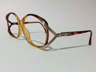 £28 • Buy Christian Dior 2520 Butterfly Optyl Germany Glasses Frames