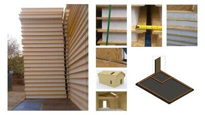 £96 • Buy SIP Panels/Partition Walls/Structural Insulated Panels