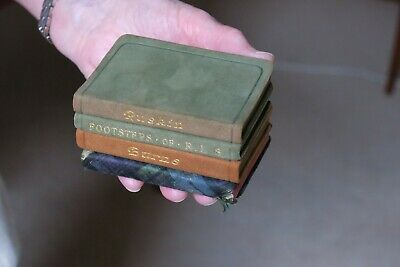 £28 • Buy Collection Of Five Vintage Miniature Books