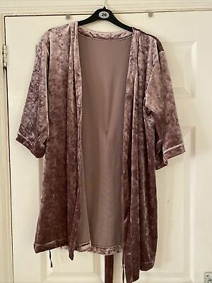 £3 • Buy H&M Womens Dressing Gown Size Xs