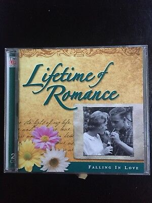 £2.50 • Buy Lifetime Of Romance Falling In Love Used 32 Track Ballads Easy Compilation Cd