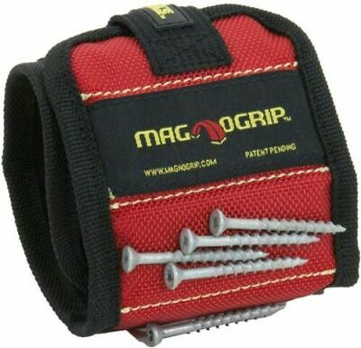 $14.99 • Buy MagnoGrip 311-090 Magnetic Wristband, Red/Black