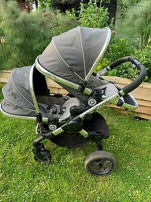 View Details Icandy Pushchair - Peach 3 Double • 110.00£