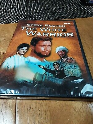 £5.73 • Buy The White Warrior With Steve Reeves (DVD, 2004) - New & Sealed!