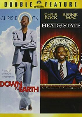 £5.90 • Buy Down To Earth / Head Of State [DVD]