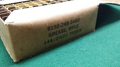 $20 • Buy  M1 Garand U.S.G.I. Grease For Buttstock Cleaning Kits. 10 For $20.00 Free Ship
