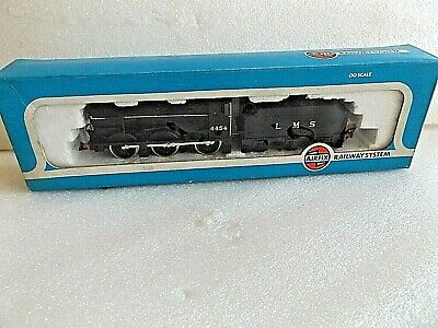 £12.20 • Buy Airfix 54122-6 4f Fowler 0-6-0  4454 Lms Black Livery  Boxed  Oo Gauge