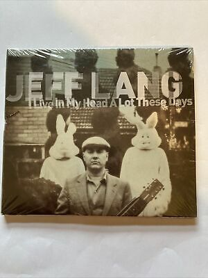 £2.90 • Buy Jeff Lang - I LIVE IN MY HEAD A LOT THESE DAYS (AUS) CD