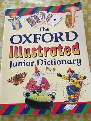 £1.35 • Buy The Oxford Illustrated Junior Dictionary Age 7+ OUP