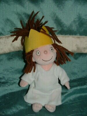£22.99 • Buy Little Princess Small 9  Doll Plush Beanie Soft Toy Tony Ross Born To Play