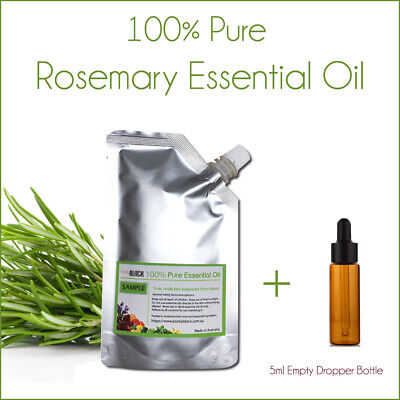 AU16.95 • Buy 100% Pure Rosemary Essential Oil For Aromatherapy Hair Growth - 50ml Refill Pack
