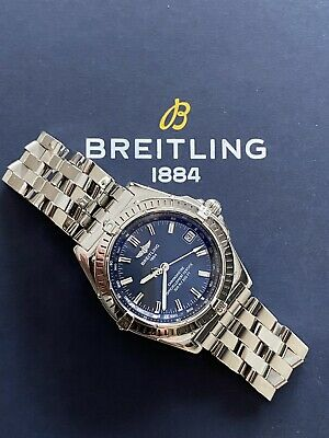 £1495 • Buy Breitling Windrider Wings Stainless Steel Automatic 38mm Watch £1495 Ono