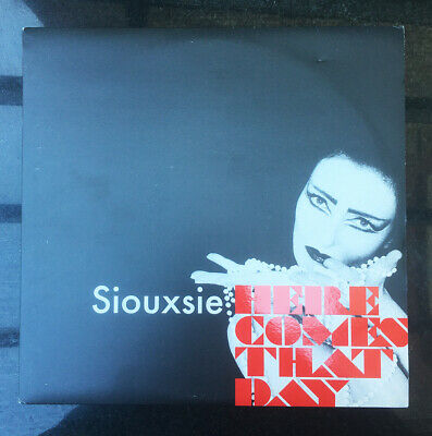 £18 • Buy Siouxsie (and The Banshees) - Here Comes That Day - V Rare 12  - Mint
