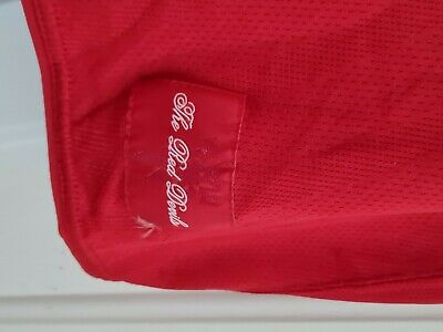 £30 • Buy Rare 2008 Champions League Manchester United Shirt