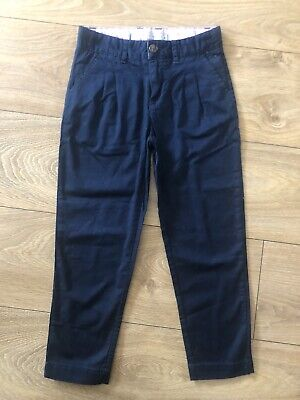 £2.50 • Buy Crew Clothing, Girls Navy Trousers, Age 6 (hardly Worn)