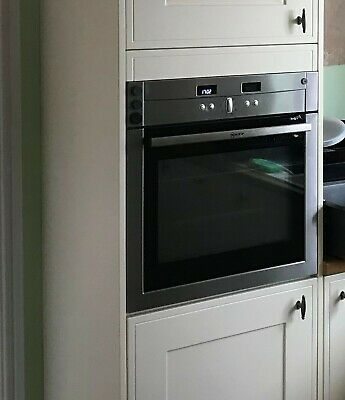 £80 • Buy Neff Pyrolytic Stainless Single OvenB14P42N3GB - Excellent Condition!