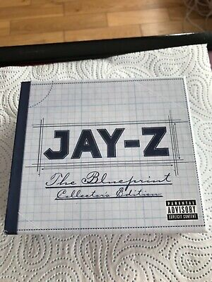 £24.99 • Buy Jay-Z : The Blueprint 4CD - Collector's Edition - 3 Albums - 4 Discs - Poster PA