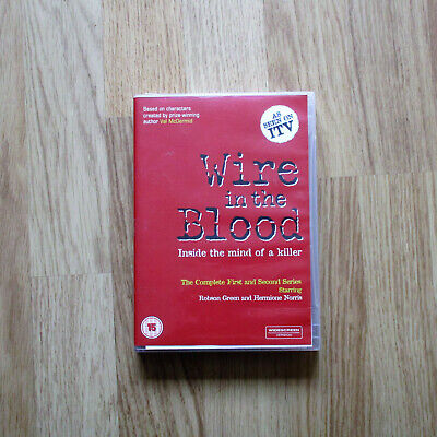 £4.69 • Buy Wire In The Blood - Series 1 And 2 (DVD, 2005, 5-Disc Set)