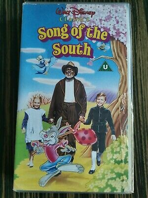 £25 • Buy Song Of The South Walt Disney Classics VHS Video VHS PAL UK RARE VINTAGE READ