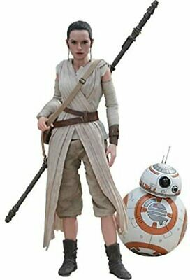$ CDN414.83 • Buy Hot Toys Hot Toys HT902612 1:6 Scale Rey And BB-8 Figure Set