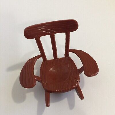 £7.24 • Buy Vintage 1976 Hasbro Weebles Mickey Mouse Club House Rocking Chair