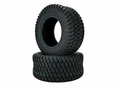 £48.56 • Buy 2 New 16x6.50-8 Lawn Mower Tractor Cart Turf Tires P332 -13019