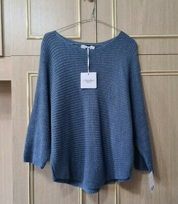 £5 • Buy T K Max Blue Jumper New With Label