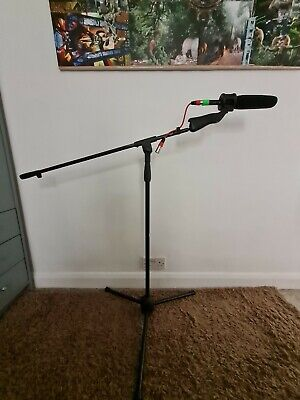 £356 • Buy Sennheiser 416 P48 Mounted On Stand. XLR Cable, Wind Defuser.