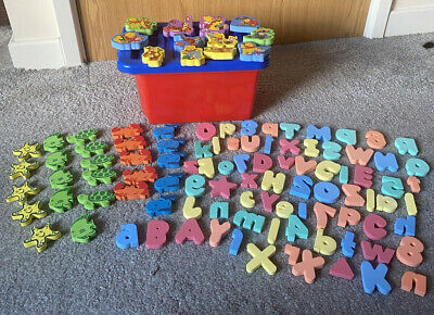 £12 • Buy Winnie The Pooh Bath Foams Also Sea Creatures And Letters And Numbers With Tub