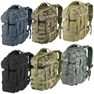 £29.45 • Buy  Rucksack Backpack Tactical Military Pack Army MOLLE Assault Bag 25 L New
