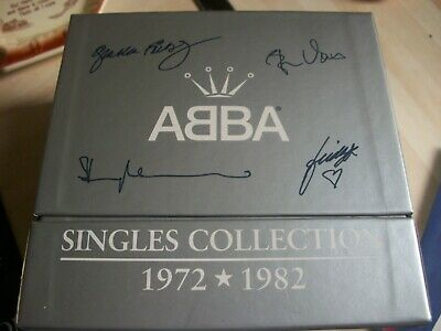 £15 • Buy ABBA Singles Collection 1972-1982