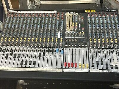 £425 • Buy Allen & Heath GL2400-440 Mixing Desk Console NOW Price Reduced - Hardly Used