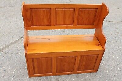 £25 • Buy Pine Monks Bench With Storage