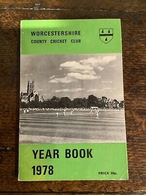 £0.99 • Buy Worcestershire County Cricket Year Book 1978 Good Condition