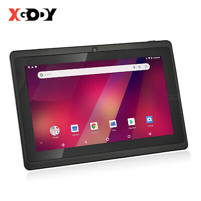 £46.99 • Buy Xgody T702P Android Tablet 7  Inch Quad-Core 3+32GB Dual Camera WiFi Bluetooth