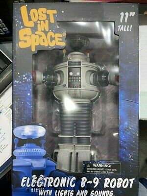 $ CDN103.40 • Buy Lost In Space Electronic B9 Robot